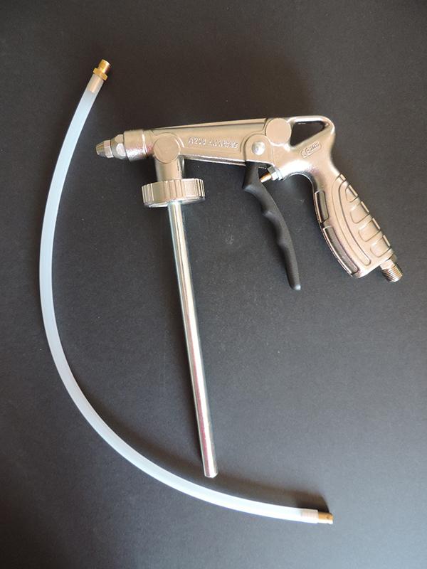 pistolet pour traitement insonorisant f15 f30 cepac produits professionnels pour l 39 automobile. Black Bedroom Furniture Sets. Home Design Ideas