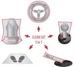 Kit 5 en 1 protection intérieure des véhicules